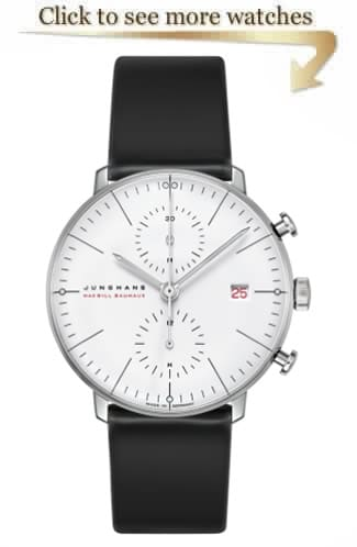 Junghans Novelties