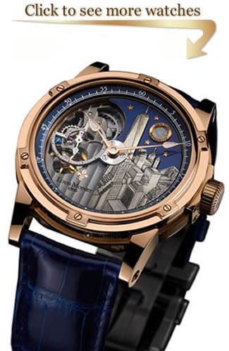 Louis Moinet Mecanograph Watches