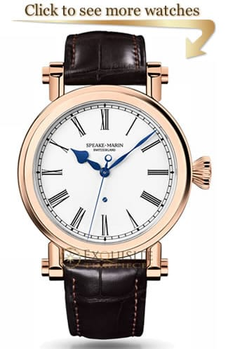 Speake Marin Resillence Watches