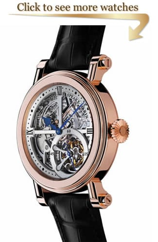 speake Marin Tourbillon Watches