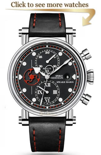 Speake Marin Seafire Watches