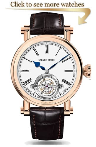 Speake Marin Magister Watches