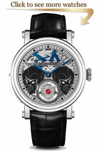 Speake Marin SIHH 2017 Novelties