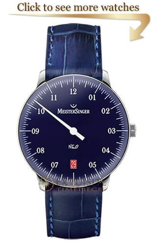 MeisterSinger Neo Collection