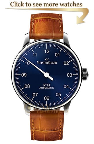 MeisterSinger N° 03 Collection