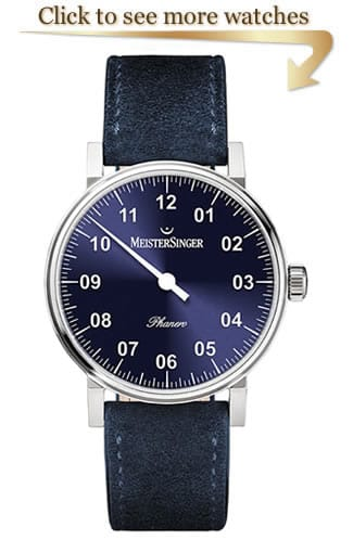 MeisterSinger Phanero Collection