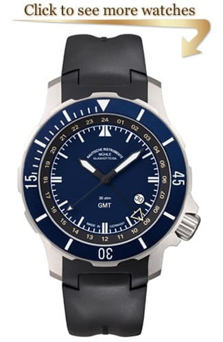 Mühle Glashütte Nautical Collection