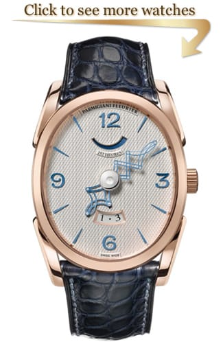 Parmigiani Ovale Watches