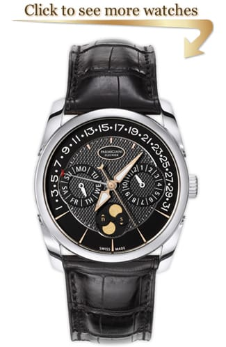 Parmigiani Tonda Quator Watches