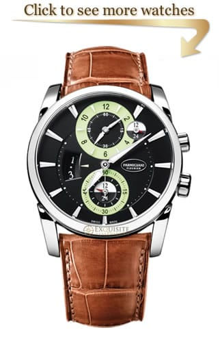 Parmigiani Hemispheres Watches