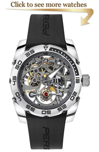 Parmigiani Tourbillons Watches