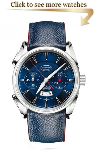 Parmigiani Tonda Aaerolithe Watches