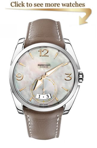Parmigiani Fleurier Tonda Metropolitaine Collection (Ladies)