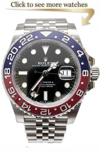Pre-owned Watches $10,000 to $15,0000