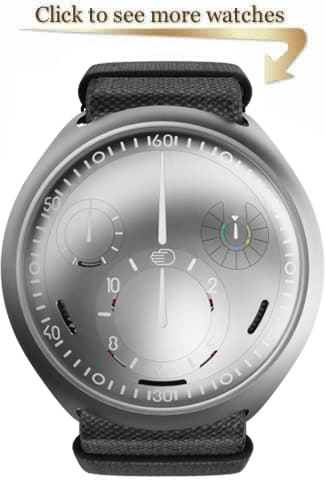 Ressence 2019 Novelties