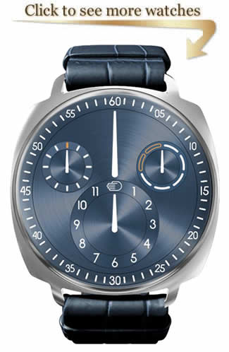 Ressence Type 12 Watches