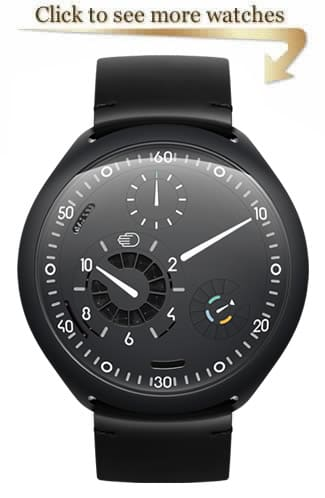 Ressence Novelties