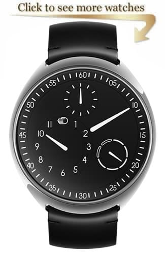Ressence Type 1 Slim Watches