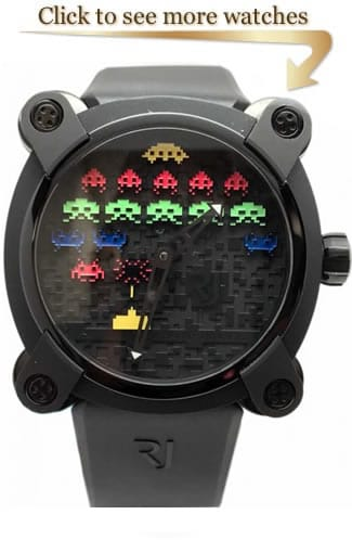 Romain Jerome Games DNA