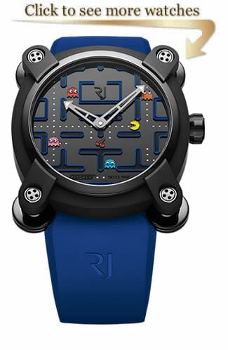 Romain Jerome Novelties