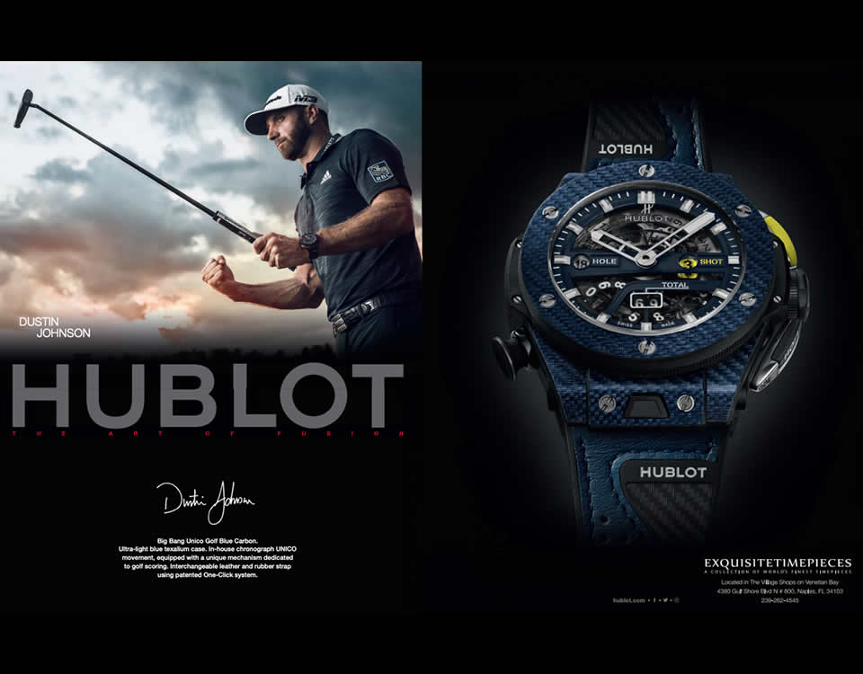 Hublot Golf